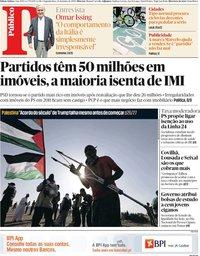 capa Público de 24 junho 2019