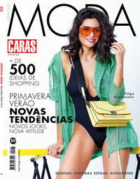 capa Revista Caras Moda