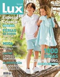 capa Revista Lux Criança