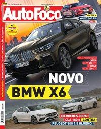 capa Revista Auto Foco de 11 julho 2019