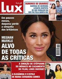 capa Lux de 1 agosto 2019