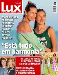 capa Lux de 8 agosto 2019