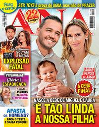 capa Revista Ana de 19 agosto 2019