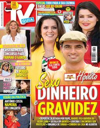 Capa Revista TV Guia
