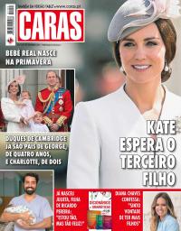 capa Revista Caras de 12 setembro 2017