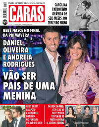 capa Revista Caras de 13 janeiro 2018