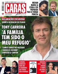 capa Revista Caras de 22 setembro 2017