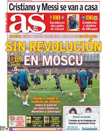 capa Jornal As de 1 julho 2018