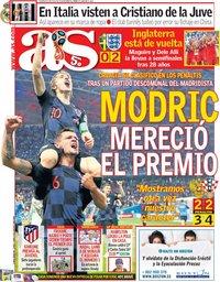 capa Jornal As de 8 julho 2018