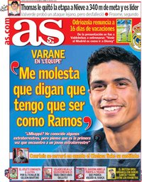 capa Jornal As de 19 julho 2018