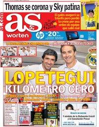 capa Jornal As de 29 julho 2018