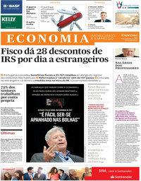 capa Jornal Economia