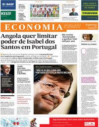capa Jornal Expresso Economia de 28 julho 2018