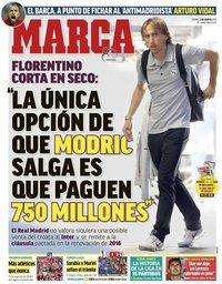 capa Jornal Marca de 3 agosto 2018