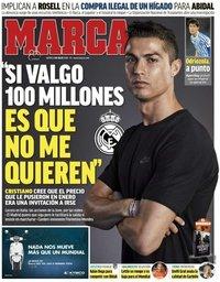 capa Jornal Marca de 5 julho 2018