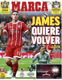 capa Jornal Marca de 13 julho 2018
