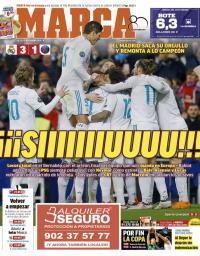 capa Jornal Marca de 15 fevereiro 2018