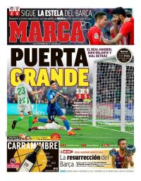 capa Jornal Marca de 19 fevereiro 2018
