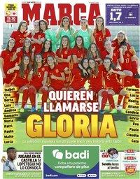 capa Jornal Marca de 24 agosto 2018
