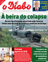 capa Jornal O Diabo
