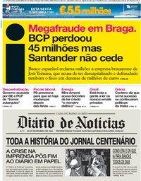 capa Jornal i de 5 julho 2018