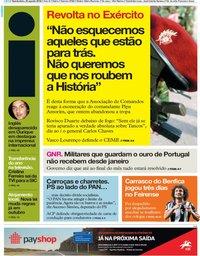 capa Jornal i de 23 agosto 2018