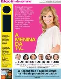 capa Jornal i de 24 agosto 2018