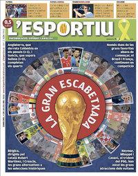 capa L'Esportiu de 4 julho 2018