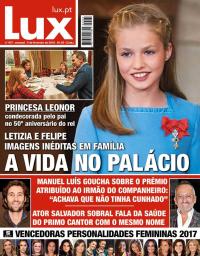 capa Lux de 3 fevereiro 2018