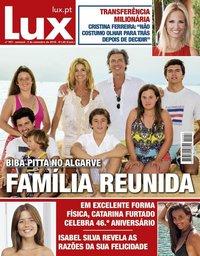 capa Lux de 3 setembro 2018