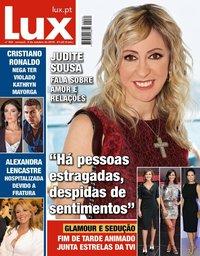 capa Lux de 4 outubro 2018