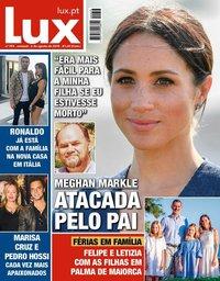 capa Lux de 7 agosto 2018