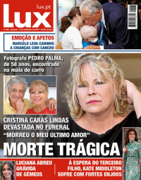capa Lux de 13 setembro 2017