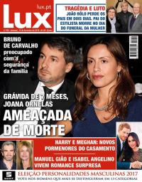 capa Lux de 14 fevereiro 2018
