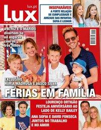 capa Lux de 20 agosto 2018