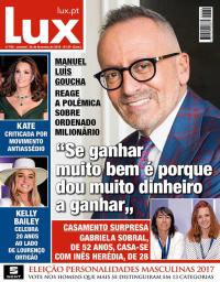 capa Lux de 22 fevereiro 2018