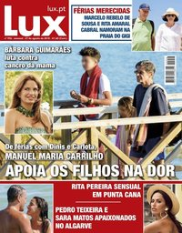 capa Lux de 27 agosto 2018