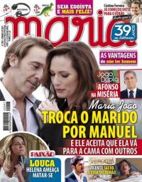 capa Maria de 1 fevereiro 2018