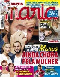 capa Maria de 2 agosto 2018