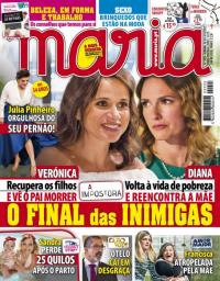 capa Maria de 2 setembro 2017