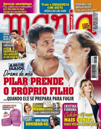 capa Maria de 8 setembro 2017