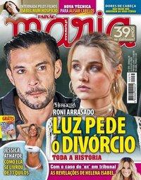 capa Maria de 9 agosto 2018
