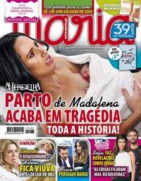 capa Maria de 7 junho 2018