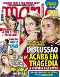 capa Maria de 16 agosto 2018