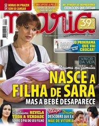 capa Maria de 18 outubro 2018