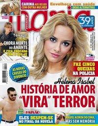 capa Maria de 19 julho 2018