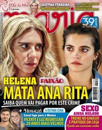 capa Maria de 21 abril 2018