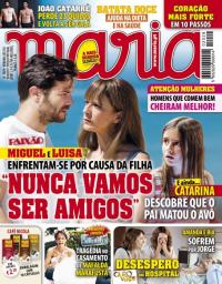 capa Maria de 24 setembro 2017