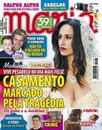 capa Maria de 25 janeiro 2018