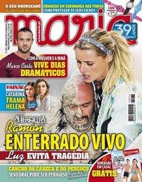 capa Maria de 26 julho 2018
